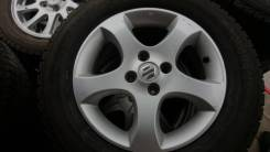 Suzuki. 5.5x15, 4x100.00, ET45, ЦО 54,0мм.