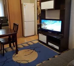 2-комнатная, проспект Острякова 44. Первая речка, частное лицо, 25 кв.м. Вторая фотография комнаты