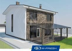 M-fresh Born free (Вы рождены, чтобы жить на свободе! ). 200-300 кв. м., 2 этажа, 5 комнат, бетон