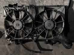 Радиатор охлаждения двигателя. Toyota Aristo, JZS160