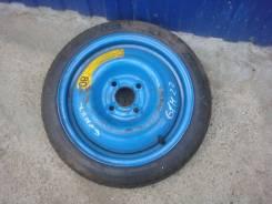 Докатка R14 4/100 Chevrolet Aveo T255 хэтч 2009 96456591 R14 ET49. 4.0x14 4x100.00 ET49 ЦО 56,6мм.