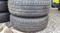Bridgestone Ecopia. Летние, износ: 10%, 2 шт