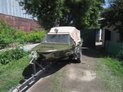 Крым. Год: 1979 год, длина 4,30м., двигатель подвесной, 40,00л.с., бензин