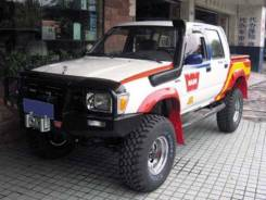 Шноркель. Toyota Hilux Surf Toyota 4Runner Toyota Hilux Двигатель 22R
