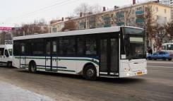 Нефаз. Автобус 11-42 ДТ, 11 800 куб. см., 89 мест