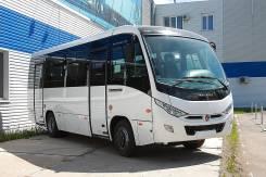 Bravis. Пригородный автобус MarcoPolo метан 180л. с., 7 600 куб. см., 42 места