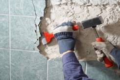 Демонтажные работы, Косметический ремонт