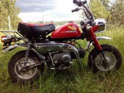 Honda Monkey. 50 куб. см., исправен, без птс, с пробегом
