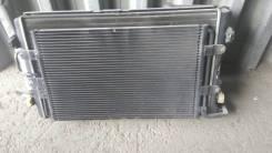 Радиатор кондиционера. Volkswagen Golf