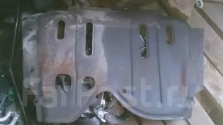 Защита двигателя железная. Renault Sandero