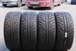 Dunlop Direzza ZII. Летние, 2013 год, износ: 20%, 4 шт