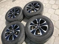 Продаю редкий комплект колёс Alutec R18 для TLC 100 Lexus LX470 ит. д. 8.5x18 5x150.00 ET52 ЦО 110,0мм. Под заказ