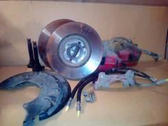Тормозная система. Skoda Octavia, 1Z, 1Z5 Двигатель CCZA