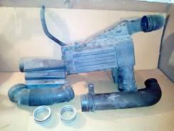 Воздухозаборник. Skoda Octavia, 1Z, 1Z5 Двигатель CCZA
