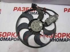 Вентилятор охлаждения радиатора Audi Q7 1 (4L) 2005-2015г