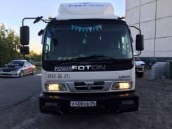 Foton Auman. Продается грузовик с манипулятором, 3 990 куб. см., 6 000 кг., 7 м.