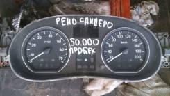 Панель приборов. Renault Sandero
