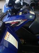 Polaris Sportsman 500. исправен, есть птс, с пробегом