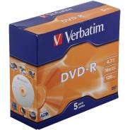 Диск Verbatim DVD-R