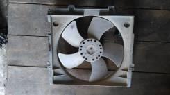 Вентилятор охлаждения радиатора. Subaru Legacy, BGA, BG2, BGB, BG5, BG3, BGC, BG4, BG9, BG7, BD5
