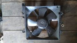 Вентилятор охлаждения радиатора. Subaru Impreza WRX STI