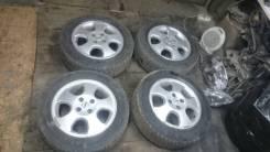 Диски GM резина 195 60 R15 колеса Opel Astra G. 6.0x15 4x100.00 ET49