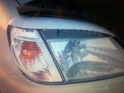 Накладка на фару. Toyota Nadia, ACN10, ACN10H, ACN15, ACN15H, SXN10, SXN10H, SXN15, SXN15H 1AZFSE, 3SFE, 3SFSE