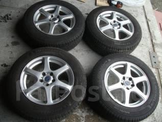 Колеса 225/65/R17 Michelin Latitude Tour HP. 7.0x17 5x114.30 ET45