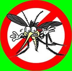 Средства от комаров.