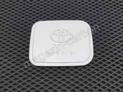 Лючок топливного бака. Toyota Wish, ANE11W, ZNE14G, ANE10G, ZNE10G Двигатели: 1AZFSE, D4, 1ZZFE