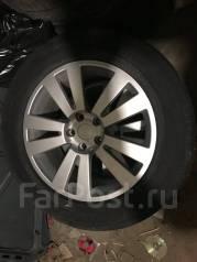 Продам комплект колес Subaru B9 Tribeca. 8.0x18 5x114.30 ET55