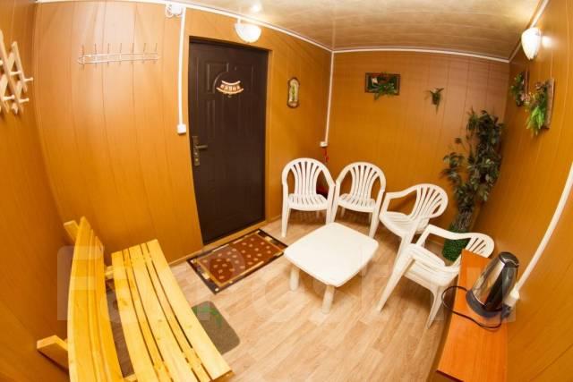 База отдыха на Щитовой во Владивостоке