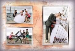 Услуги фотографа, Фотосъемка свадебного дня 10.000р