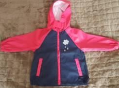 Куртки-дождевики. Рост: 86-98, 98-104 см