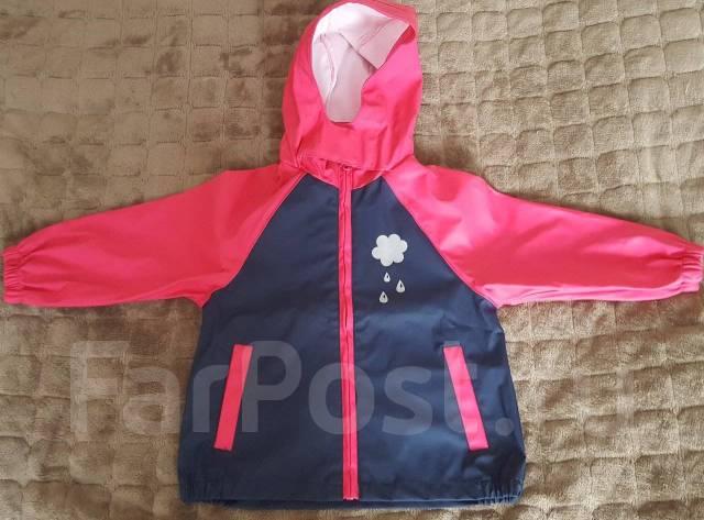 Куртки-дождевики. Рост: 86-92, 92-98, 98-104 см