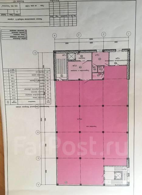 Площади от 5 кв. м, индивидуальный подход к каждому!. 1 000 кв.м., переулок Заводской 1, р-н Угловое. План помещения