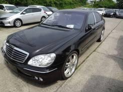Mercedes-Benz S-Class. W220 S500, M113