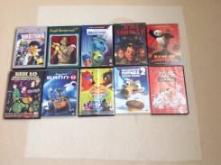 DVD диск с мультиками