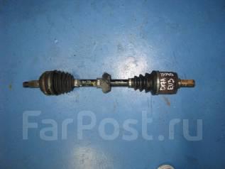 Привод. Honda Civic, EU3 Двигатель D17A