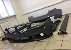 Спойлер. BMW M5, F10 BMW 5-Series, F10 Двигатель S63B44T0