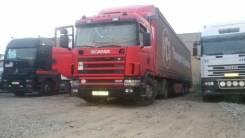 Scania R. Продам сцепку Скания Р380 2000г. в. п/пр шмитц 97г. в., 10 600 куб. см., 20 000 кг.