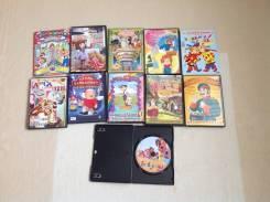 DVD диски для для детей дошкольников