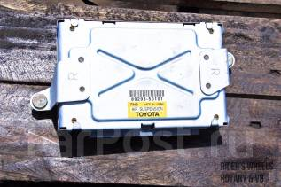 Блок управления airbag. Toyota Celsior, UCF31 Lexus LS430, UCF30 Двигатель 3UZFE