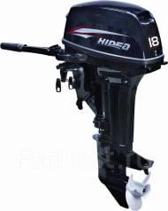 Hidea. 18,00л.с., 2-тактный, бензиновый, нога S (381 мм), Год: 2017 год