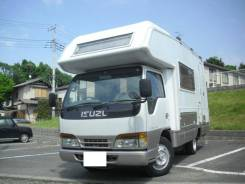 Isuzu Elf. Basegrade, 3 100 куб. см. Под заказ