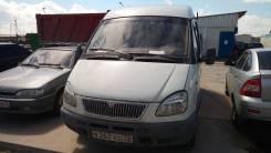 ГАЗ 2705. , 2 300 куб. см., 1 000 кг.