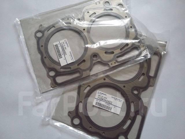 Прокладка головки блока цилиндров. Subaru Legacy, BE5, BH5 Subaru Forester, SF5, SG5 Subaru Impreza, GGB, GGA, GC8, GD9, GF8, GG9, GDB, GDA Двигатели...