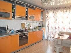 2-комнатная, улица Хабаровская 2. Первая речка, 50 кв.м. Кухня