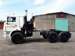 Камаз. Продается седельный тягач 53504-46, 11 760 куб. см., 21 400 кг.