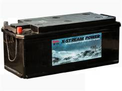 X-Stream Power. 190А.ч., производство Россия